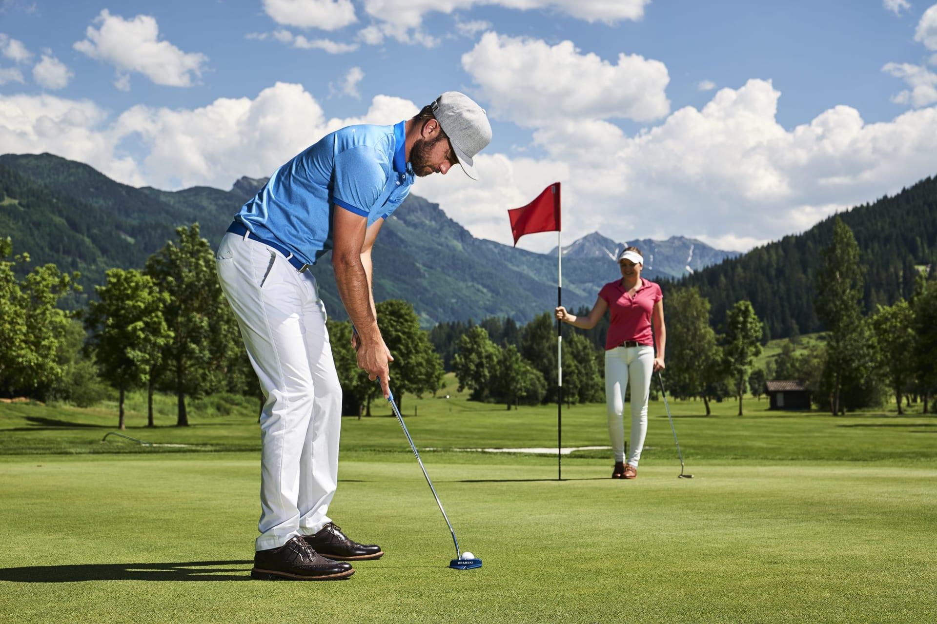 Golf Golfclub Radstadt Armin Walcher 16
