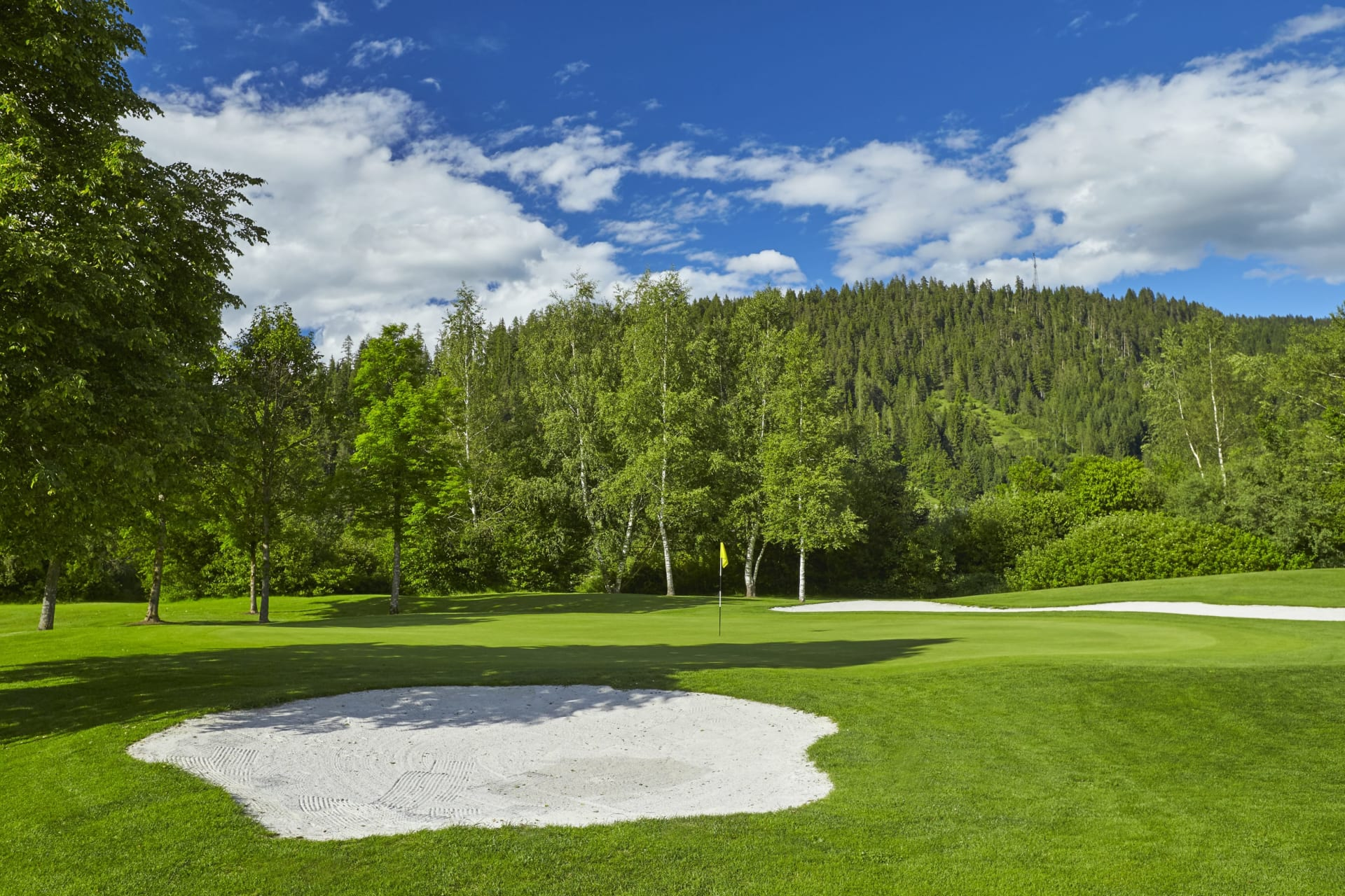 Golf Golfclub Radstadt Paul Severn 9