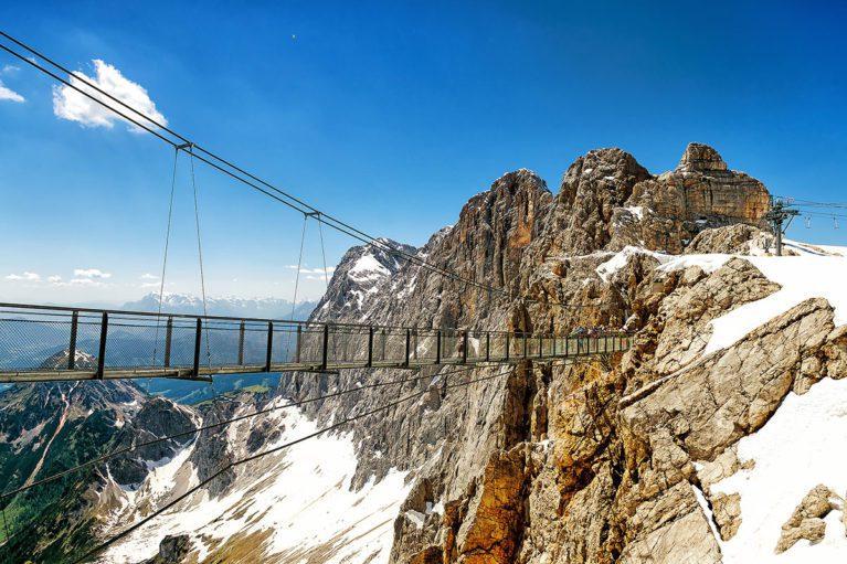 Dachstein-Gletscher - Ausflugsziel