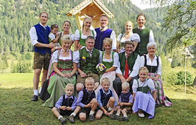 Familie Mayrhofer - Taxerhof - Radstadt