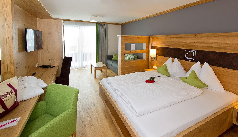 Zimmer in Radstadt, Familienhotel Taxerhof