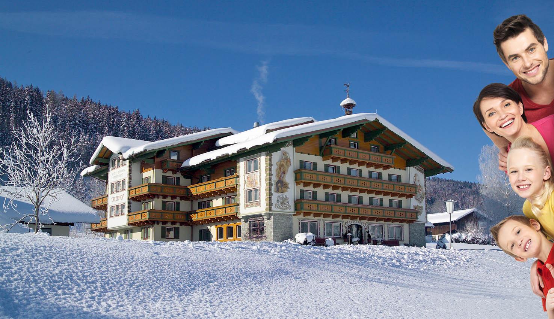 Hotel Taxerhof - Familienhotel - Radstadt