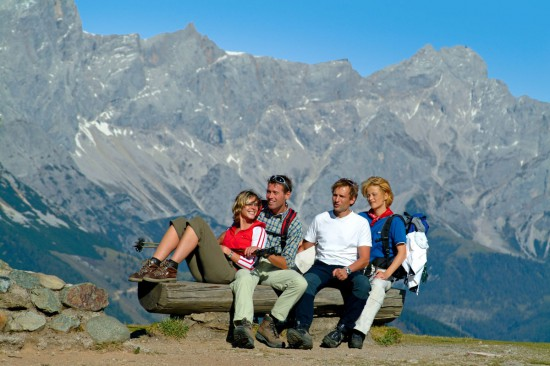 Familienhotel Taxerhof Radstadt Salzburger Sportwelt Sommerurlaub