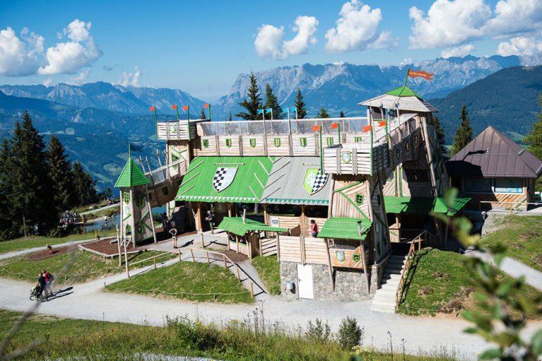 Geisterberg St. Johann-Alpendorf - Ausflugsziel