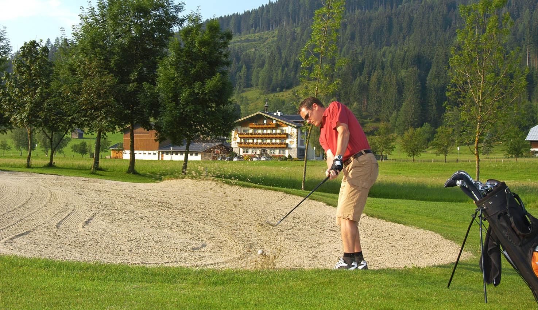 Hotel Taxerhof - Golfhotel - Radstadt