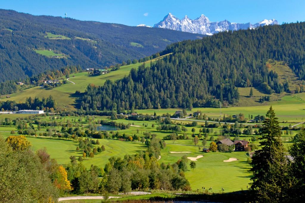 Golf radstadt 4 sterne hotel taxerhof salzburger land for Design hotel salzburger land