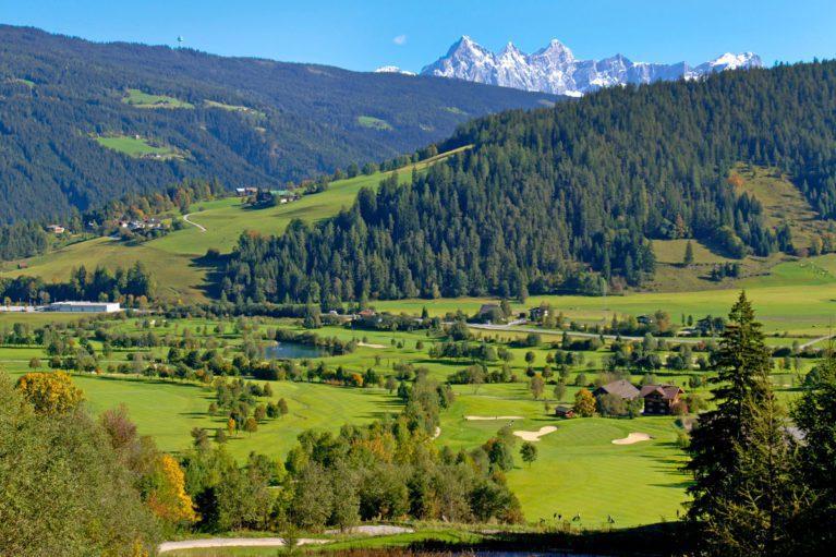 Golfhotel Taxerhof in Radstadt, Golfurlaub im Salzburger Land