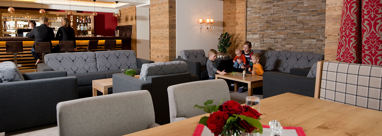 4 Sterne Hotel Taxerhof, Lobby