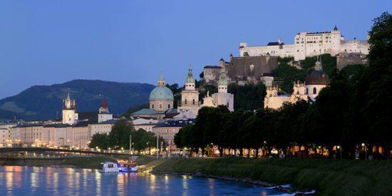 Hotel Taxerhof - Ausflugsziele - Altstadt Salzburg