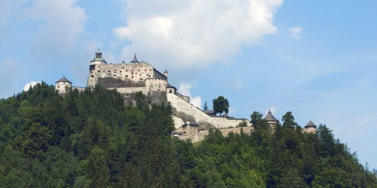 Hotel Taxerhof - Ausflugsziele - Festung Hohenwerfen