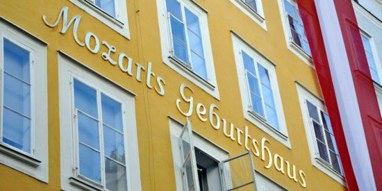 Hotel Taxerhof - Ausflugsziele - Mozarts Geburtshaus