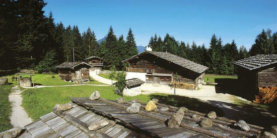Hotel Taxerhof - Ausflugsziele - Freilichtmuseum