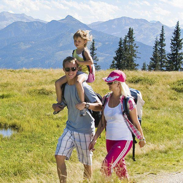 Hotel Taxerhof - Pauschale - Aktiv Familienurlaub