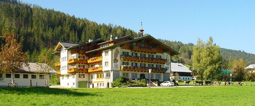 4 Sterne Hotel Taxerhof Radstadt im Salzburger Land