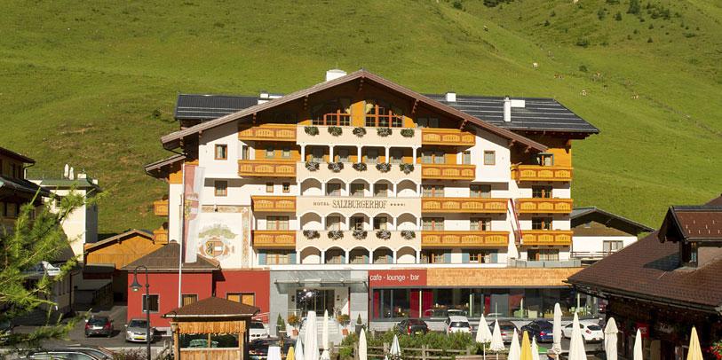 Hotel Salzburgerhof - Zauchensee - Familienverbund - Taxerhof - Radstadt