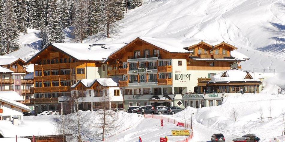 Hotel Alpenhof - Zauchensee - Familienverbund - Taxerhof - Radstadt