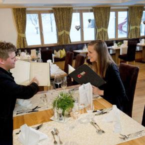 Hotel Taxerhof - Restaurant - A la carte Restaurant
