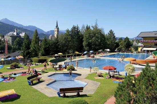 Hotel Taxerhof - Schwimmen und Baden Radstadt