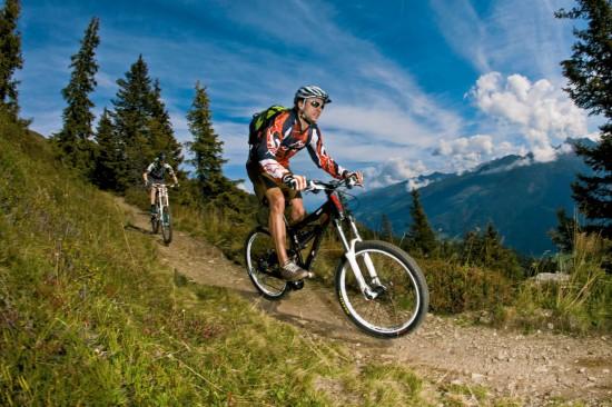 Hotel Taxerhof in Radstadt - Radfahren und Mountainbiken in der Salzburger Sportwelt