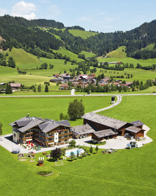 Hotel Taxerhof - Urlaub auf dem Bauernhof - Radstadt - Salzburger Land