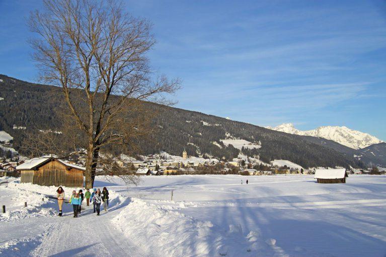Hotel Taxerhof - Skitouren - Schneeschuhwandern - Winterwandern - Radstadt