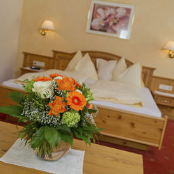 Hotel Taxerhof - Zimmer Goldnestl