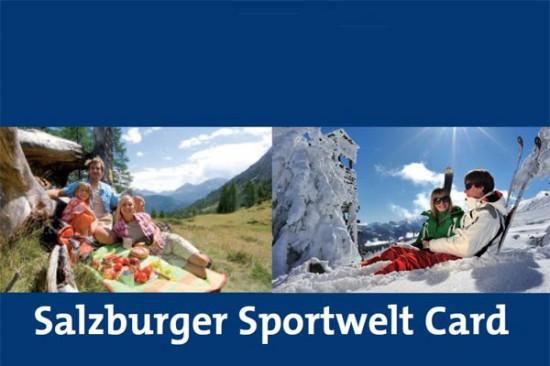 Salzburger Sportwelt Card