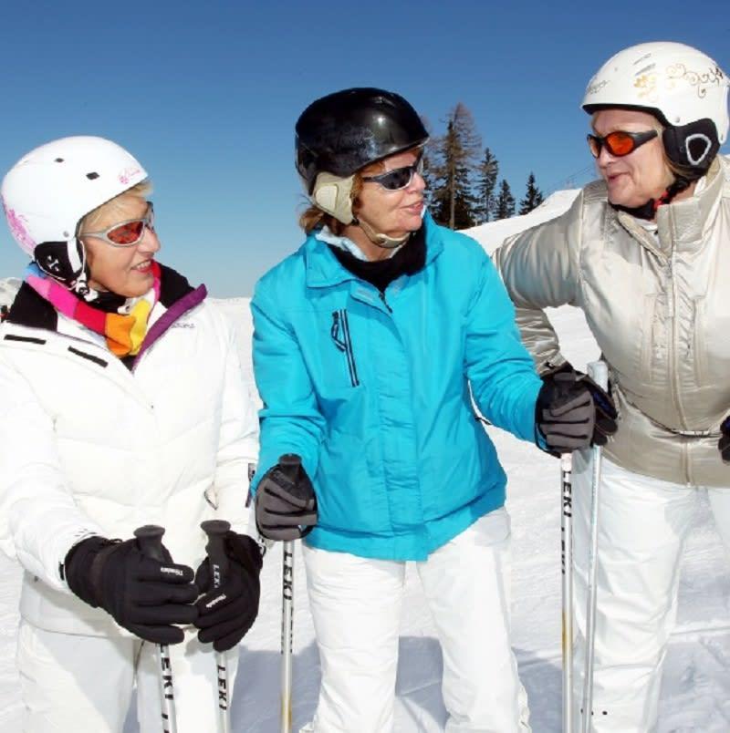 Ski Amade Sixtyplus 15 1