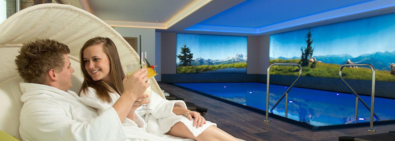 Wellness im Hotel in Radstadt, Salzburg