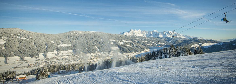 Winter- & Skiurlaub in Radstadt, Ski amadé