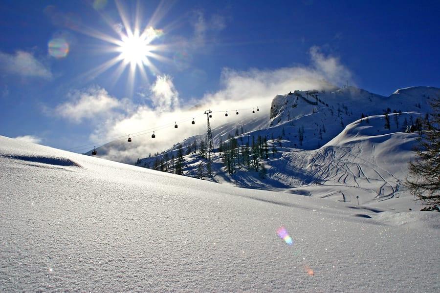 Winterurlaub Oesterreich Skiurlaub